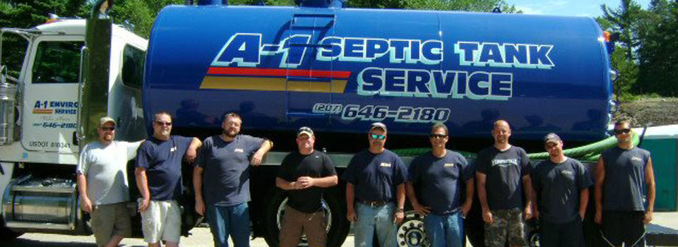 A-1 Environmental Services Wells Maine Portsmouth New Hampshire
