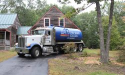 A-1 Environmental Services septic truck