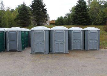 A-1 Environmental Services portable toilets